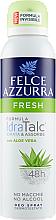 Voňavky, Parfémy, kozmetika Dezodoračný antiperspirant - Felce Azzurra Deo Deo Spray Fresh