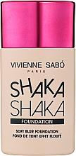 Voňavky, Parfémy, kozmetika Make-up s prírodným blur efektom - Vivienne Sabo Natural Cover Shaka Shaka Foundation (01)