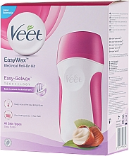 Voňavky, Parfémy, kozmetika Depilačná súprava - Veet Easy Wax Electrical Roll On Kit
