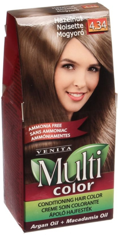 Farba na vlasy - Venita Multi Color