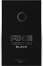 Voňavky, Parfémy, kozmetika Axe Black - Toaletná voda