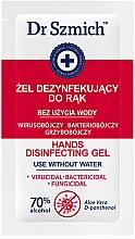 Voňavky, Parfémy, kozmetika Dezinfekčný gél na ruky - Dr. Szmich Hands Disinfecting Gel (vrozka)