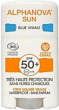 Voňavky, Parfémy, kozmetika Tyčinka s ochranou proti slnku - Alphanova Sun Blue Whale SPF50+