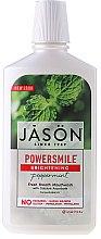 Voňavky, Parfémy, kozmetika Ústna voda osviežujúca so škoricou - Jason Natural Cosmetics Power Smile