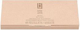 Voňavky, Parfémy, kozmetika Zmatňujúce obrúsky na tvár - Serge Lutens Powdered Blotting Paper