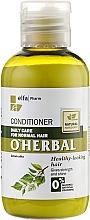 Voňavky, Parfémy, kozmetika Balzam-kondicionér na normálne vlasy pre každodenné použitie s brezovým extraktom - O'Herbal