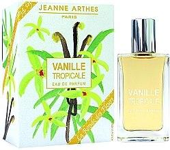 Voňavky, Parfémy, kozmetika Jeanne Arthes Vanille Tropicale - Parfumovaná voda