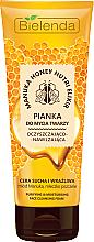 Voňavky, Parfémy, kozmetika Čistiaca hydratačná pena na tvár - Bielenda Manuka Honey Nutri Elixir Facial Foam