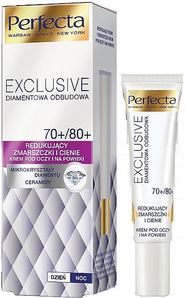 Očný krém 70 + / 80 + - Perfecta Exclusive