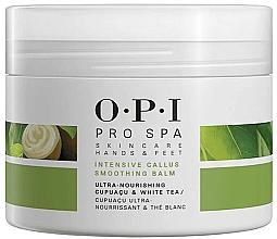 Voňavky, Parfémy, kozmetika Zmäkčujúci balzam na nohy - O.P.I ProSpa Skin Care Hands&Feet Intensive Callus Smoothing Balm