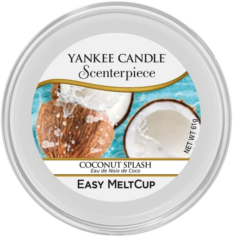 Aromatický vosk - Yankee Candle Coconut Splash Scenterpiece Melt Cup — Obrázky N1