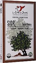 """Voňavky, Parfémy, kozmetika Prášok na vlasy """"Jujube"""" - Le Erbe di Janas Sidr (Ziziphus)"""
