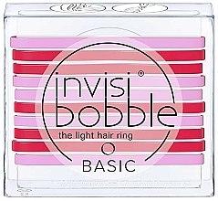 Voňavky, Parfémy, kozmetika Sada gumičiek na vlasy - Invisibobble Basic Jelly Twist