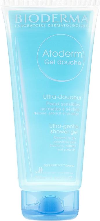 Sprchový gél pre suchú a citlivú pokožku - Bioderma Atoderm Gentle Shower Gel