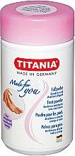 Voňavky, Parfémy, kozmetika Dezodorant pre starostlivosť chodidiel - Titania Foot Powder