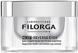 Voňavky, Parfémy, kozmetika Multikorekčný krém na oči - Filorga NCEF-Reverse Eyes