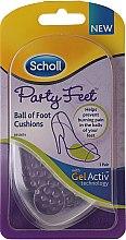 Voňavky, Parfémy, kozmetika Neviditeľné ultra tenké gélové vankúšiky - Scholl Party Feet Ultra Slim Invisible Gel Cushions