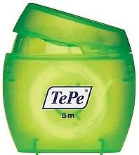 Voňavky, Parfémy, kozmetika Zubná niť, 5 m - TePe Dental Tape Waxed Mint