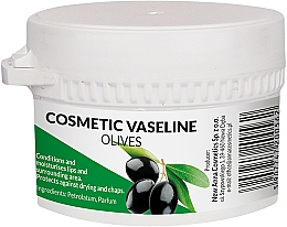 Voňavky, Parfémy, kozmetika Krém na tvár - Pasmedic Cosmetic Vaseline Olives