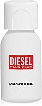 Voňavky, Parfémy, kozmetika Diesel Plus Plus Masculine - Toaletná voda