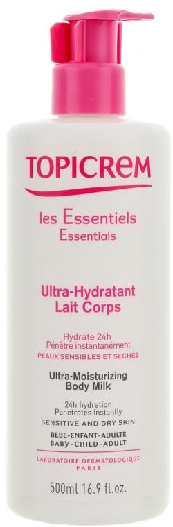Ultra hydratačná emulzia na telo - Topicrem Ultra Hydratante