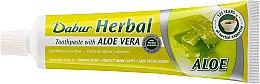 """Zubná pasta """"Aloe Vera"""" - Dabur Herbal Aloe Vera Toothpaste — Obrázky N2"""