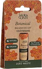 Voňavky, Parfémy, kozmetika Balzam na pery s propolisom - Laura Conti Botanical Lip Balm