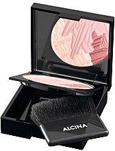 Voňavky, Parfémy, kozmetika Lícenka - Alcina Brilliant Blush