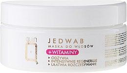 Voňavky, Parfémy, kozmetika Hodvábna a vitamínová vlasová maska - Silcare Quin Silk & Vitamins Hair Mask