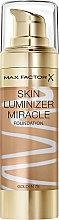 Voňavky, Parfémy, kozmetika Tonálny základ - Max Factor Skin Luminizer Miracle Foundation