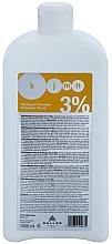 Voňavky, Parfémy, kozmetika Oxidačné činidlo na vlasy 3% - Kallos Cosmetics KJMN Hydrogen Peroxide Emulsion