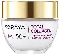 Regeneračný krém proti vráskam denný a nočný 50+ - Soraya Total Collagen 50+ — Obrázky N2
