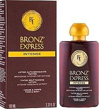 Voňavky, Parfémy, kozmetika Intenzívny samoopaľovaci lotion na tvár a telo - Academie Bronz'Express Intense Lotion