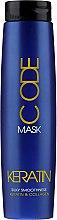 Voňavky, Parfémy, kozmetika Maska na vlasy - Stapiz Keratin Code Mask