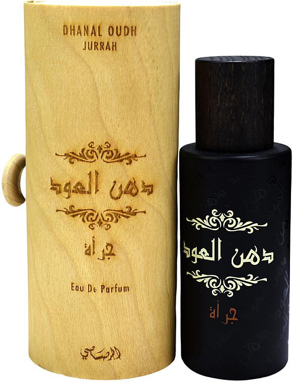 Rasasi Dhanal Oudh Jurrah - Parfumovaná voda