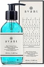 Voňavky, Parfémy, kozmetika Čistiaci a antioxidačný čistiaci gél s modrým vulkanickým kameňom - Avant Blue Volcanic Stone Purifying & Antioxydising Cleansing Gel