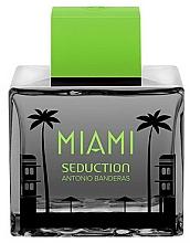Voňavky, Parfémy, kozmetika Antonio Banderas Miami Seduction in Black - Toaletná voda