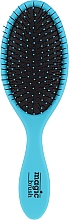 Voňavky, Parfémy, kozmetika Kefa na vlasy, modrá - Inter-Vion Magic Brush