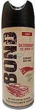 Voňavky, Parfémy, kozmetika Dezodorant - Bond Retro Style Deo Spray