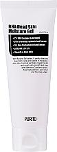 Voňavky, Parfémy, kozmetika Čistiaci exfoliačný gél s hydratačným účinkom - Purito BHA Dead Skin Moisture