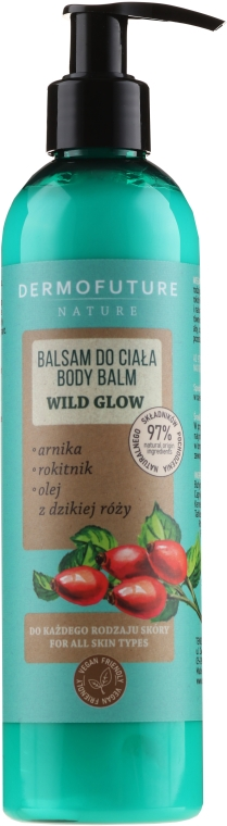 Balzam na telo - Dermofuture Wild Glow Body Balm