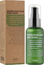 Voňavky, Parfémy, kozmetika Sérum s extraktom z centella - Purito Centella Green Level Buffet Serum