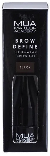 Gél na obočie - MUA Brow Define Long-Wear Brow Gel