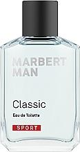 Voňavky, Parfémy, kozmetika Marbert Man Classic Sport - Toaletná voda