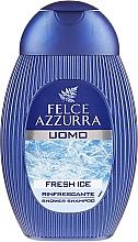 Voňavky, Parfémy, kozmetika Šampón a sprchový gél - Felce Azzurra Fresh Ice