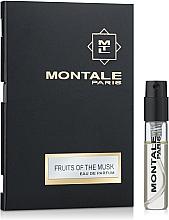 Voňavky, Parfémy, kozmetika Montale Fruits of the Musk - Parfumovaná voda (vzorka)