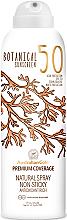 Voňavky, Parfémy, kozmetika Sprej s ochranou proti slnku - Australian Gold Botanical Premium Coverage Natural Spray Spf50