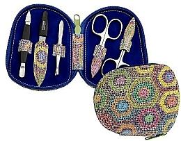 Voňavky, Parfémy, kozmetika Sada na manikúru - DuKaS Premium Line Manicure Set 5-piece PL 111FP