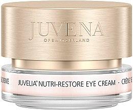 Voňavky, Parfémy, kozmetika Anti-age výživový krém na očné okolie - Juvena Juvelia Nutri Restore Eye Cream