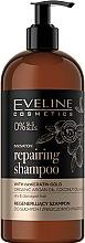 Voňavky, Parfémy, kozmetika Regeneračný šampón pre suché a poškodené vlasy - Eveline Cosmetics Organic Gold Regenerating Shampoo For Dry And Damaged Hair